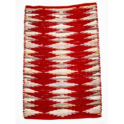Adobe Red Area Rug
