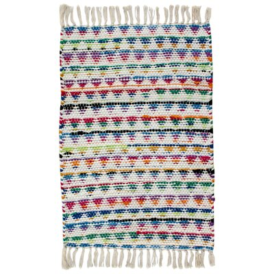 Dakota Soft Multi Area Rug Rug Size: 2 x 3
