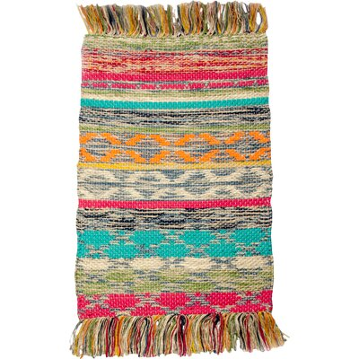 Mountain Weave Hand-Woven Earth Multi Area Rug