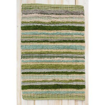 Bossa Nova Blue/Green Area Rug Rug Size: Rectangle 2 x 3