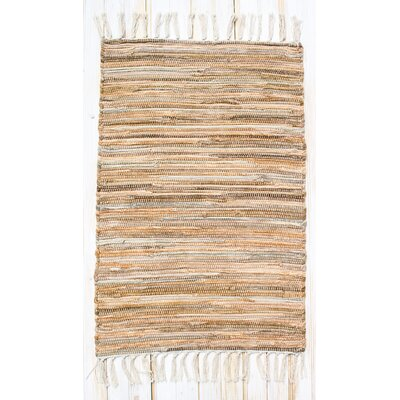 Velvet Sandstone Area Rug Rug Size: Rectangle 2 x 3