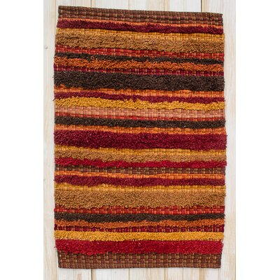 Bossa Nova Berry Area Rug Rug Size: Rectangle 2 x 3