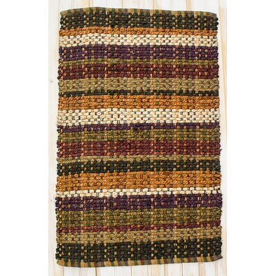 Painted Desert Plum Rug Rug Size: Rectangle 26 x 42
