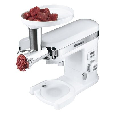Cuisinart Meat Grinder Stand Mixer Attachment SM-MG