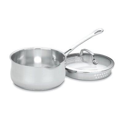 Cuisinart 2-qt. Pour Saucepan with Lid 419-18P