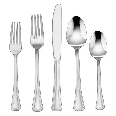 Jacalyn 20 Piece Flatware Set