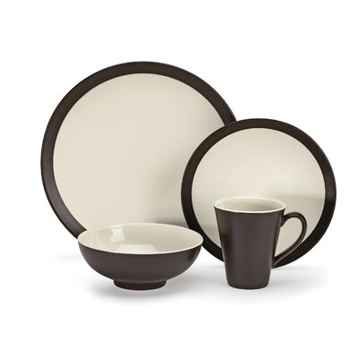 Bailee 16 Piece Dinnerware Set
