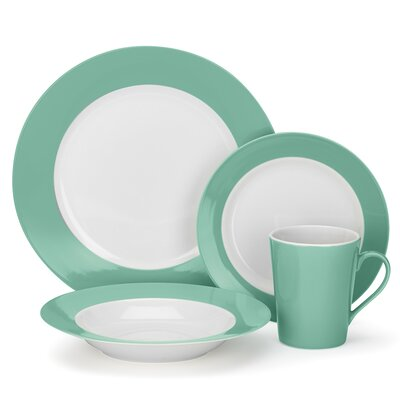 Laurielle 16 Piece Dinnerware Set