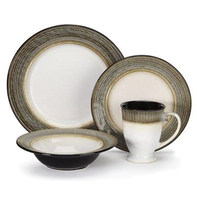 Loire 16 Piece Dinnerware Set, Service for 4 CDST1-S4HG