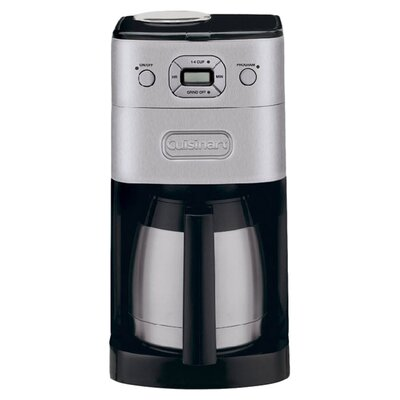 10 Cup Thermal Automatic Coffee Maker DGB-650BC