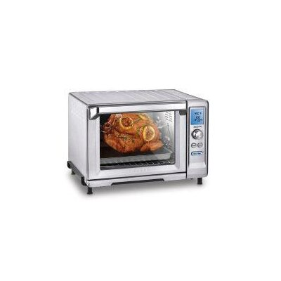 Rotisserie .8 Cu. Ft. Convection Toaster Oven TOB-200