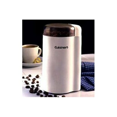 Electric Blade Coffee Grinder Color: White DCG-20N
