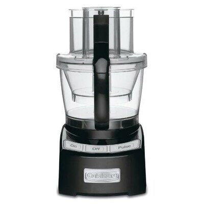 Cuisinart FP-12BCN Elite Collection 2.0 Brushed Chrome 12-cup Food Processor 15326307