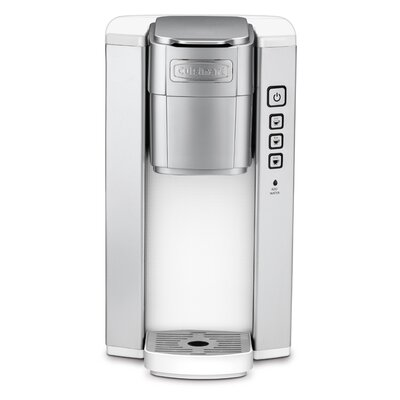 Cuisinart SS5W Single Serve Brewer (White) SS5W