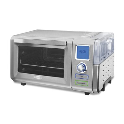 Cuisinart 0.6 Cu. Ft. Steam and Convection Oven CSO-300N1
