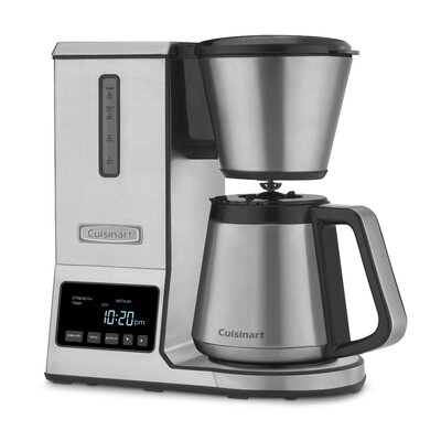 Cuisinart 8-Cup Thermal Pure Precision Pour Over Coffee Maker CPO-850
