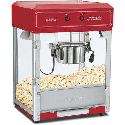 Kettle-Style Popcorn Maker CPM-2500