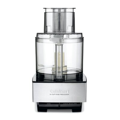 Cuisinart 14 Cup Food Processor in Brushed Stainless Steel DFP14BCN