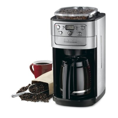 Cuisinart DGB-700BC Grind-and-Brew 12-Cup Automatic Coffeemaker Bundle 28901597