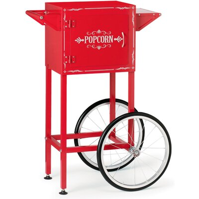 Retro-Style Trolley for Kettle-Style Popcorn Maker CPM-2500TR