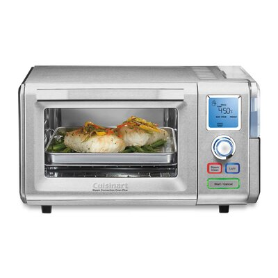 0.6 Cu. Ft. Steam and Convection Oven CSO-300N1
