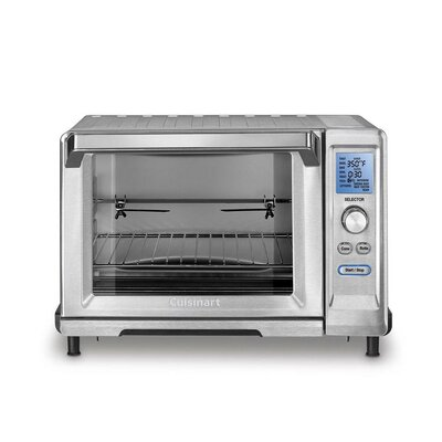 0.8 Cu. Ft. Rotisserie Convection Countertop Oven TOB-200N