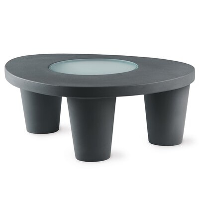 Low Lita Coffee Table Finish: Black