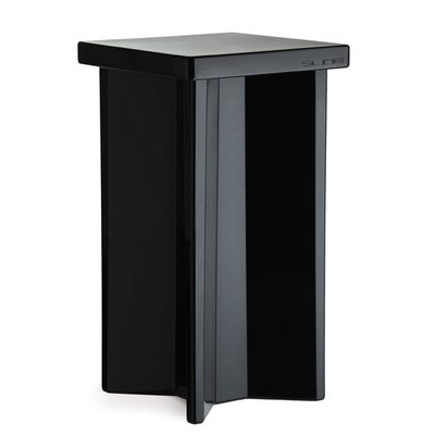 X2 Pub Table Finish: Jet Black Lacquer