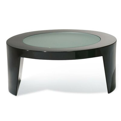 Tao Coffee Table Finish: Metallic Silver Lacquer
