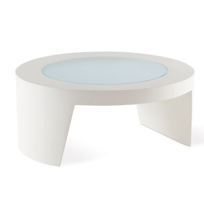 Tao Coffee Table Finish: White