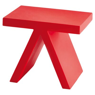 Toy End Table / Chair Color: Red