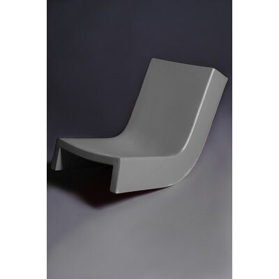 Twist Chaise Lounge Finish: Grey