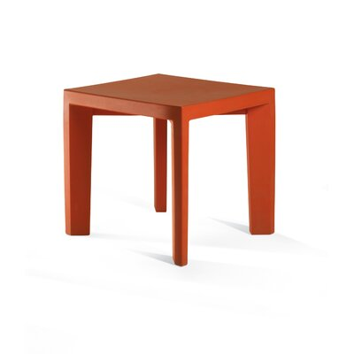 Gino Dining Table Finish: Red