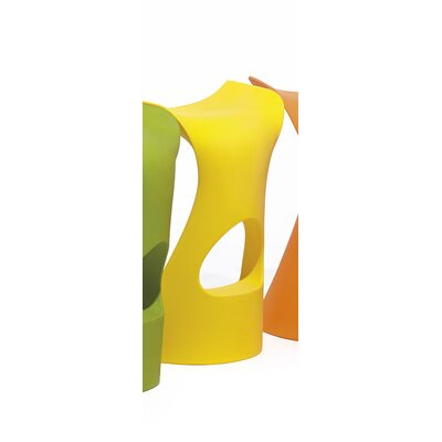 Koncord Bar Stool Color: Yellow