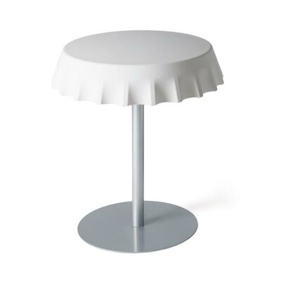Fizzz End Table Color: Signal White Lacquer
