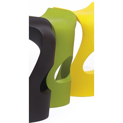 Koncord Bar Stool Color: Green