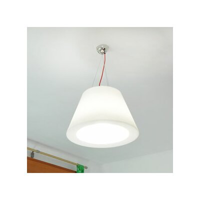 BLN 1-Light Pendant Size: 19.7