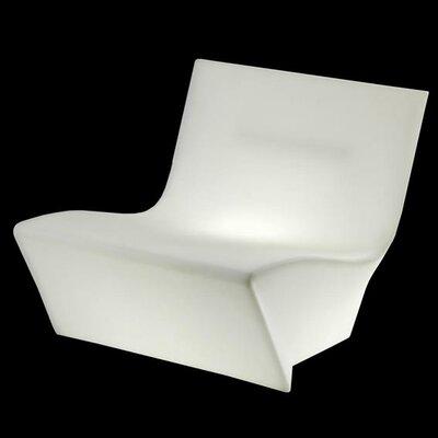 Kami Ichi Soft Seating Finish: White with Light