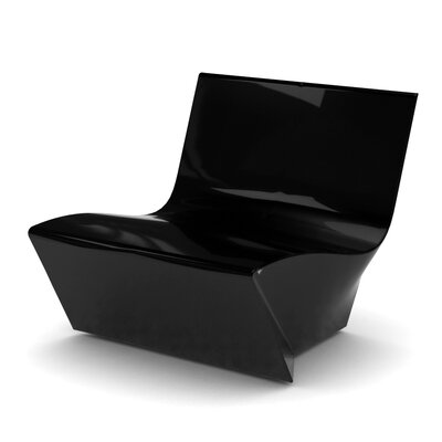 Kami Ichi Soft Seating Finish: Iron Grey Lacquer