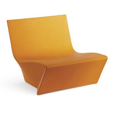 Kami Ichi Soft Seating Finish: Yellow