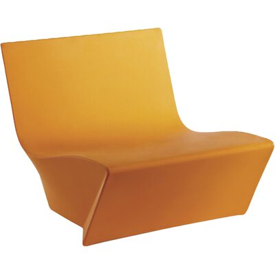 Kami Ichi Soft Lounge Chair Finish: Yellow