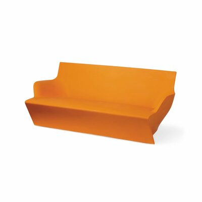 Kami Yon Sofa Finish: Zinc Yellow Lacquer