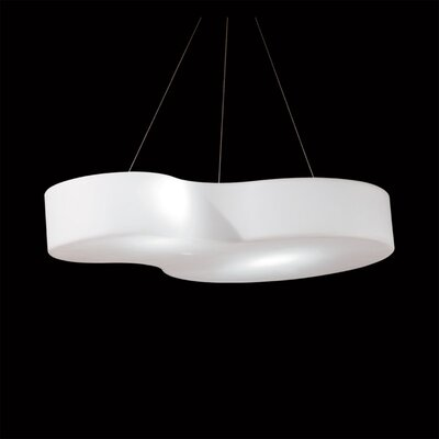 Nuvola 3-Light Kitchen Island Pendant