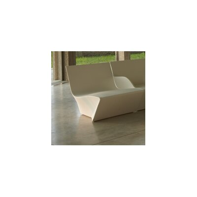 Kami Ichi Soft Lounge Chair Finish: Signal White Lacquer