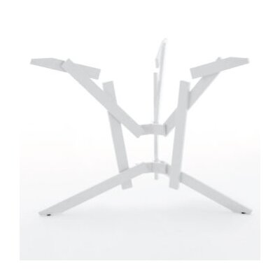 FeFe Table Base Size: 28.74 x 39.98 x 24.80, Finish: White