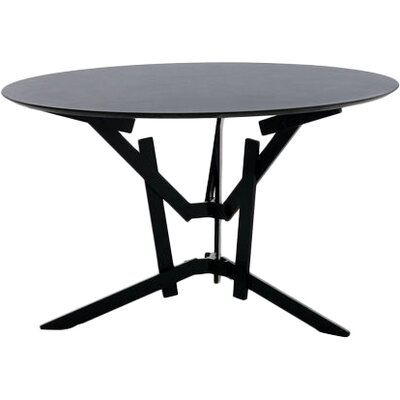 FeFe Table Base Size: 28.74 x 39.98 x 24.80, Finish: Raw Iron