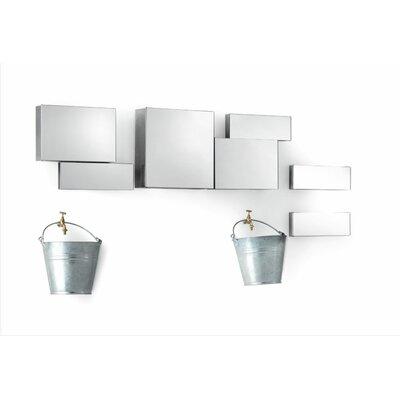Ba-Belle Surface Mount Medicine Cabinet Size: 17.7 x 5.9 x 3.6