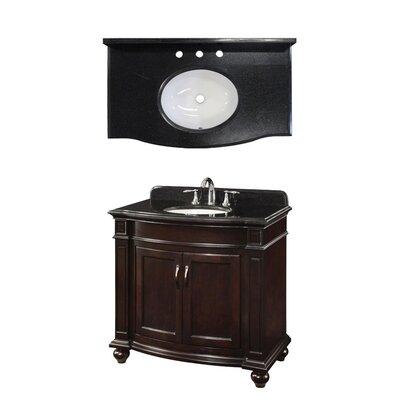 Newport 36 Single Bathroom Vanity Set