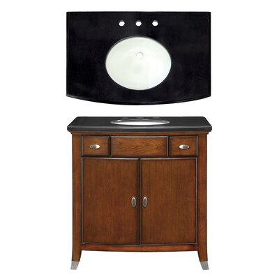 Cary 35 Single Bathroom Vanity Set
