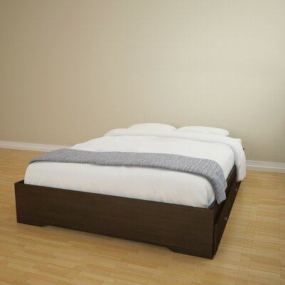 Baillie Mates Bed with Storage Size: Full